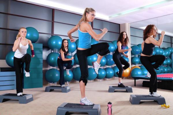 Тренировки для похудения на степ платформе для опытных youtube.