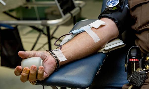 Мед перед сдачей крови на донорство