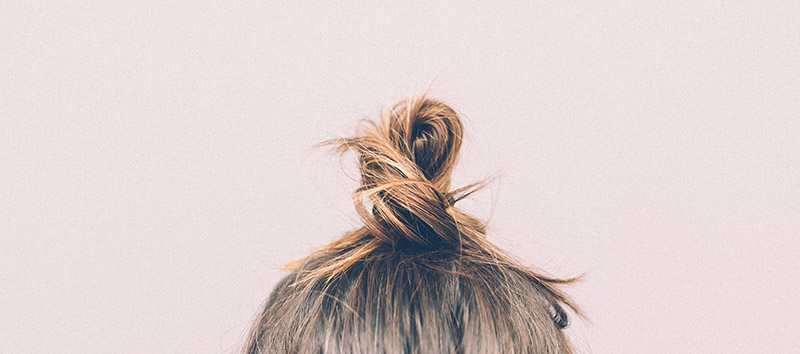 култышка волос