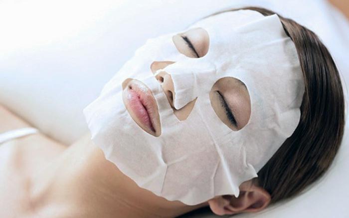 Тканевые маски для лица и как они действуют на кожу